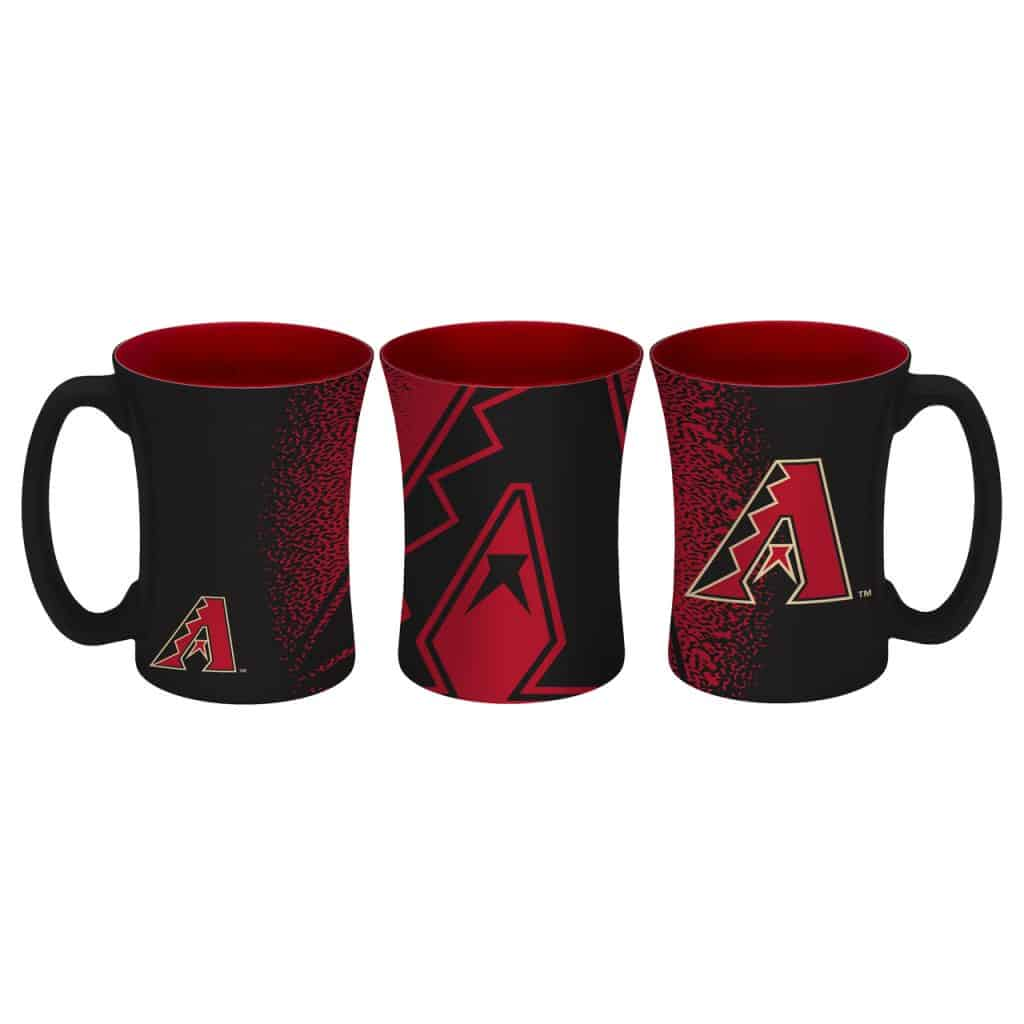 Arizona Diamondbacks 14 oz Mocha Coffee Mug