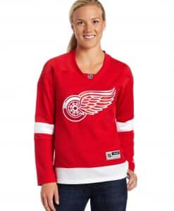 Detroit Red Wings Womens Reebok Home Jersey