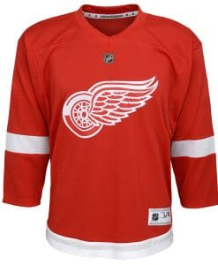 Detroit Red Wings Toddler Red Replica Home Jersey 2-4T