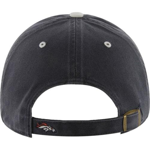 Denver Broncos 47 Brand Ice Adjustable Hat Back