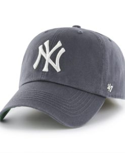 New York Yankees 47 Vintage Navy Franchise Fitted Hat