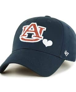 Auburn Tigers KIDS 47 Brand Sugar Sweet MVP Adjustable Hat