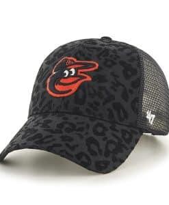 Baltimore Orioles Billie MVP Black 47 Brand Womens Hat
