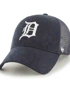 Detroit Tigers Women's 47 Brand MVP Billie Navy Hat