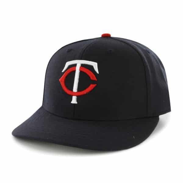 Minnesota Twins Bullpen MVP Home 47 Brand Adjustable Hat