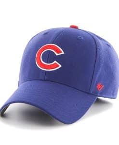 Chicago Cubs 47 Brand Blue Home MVP Adjustable Hat