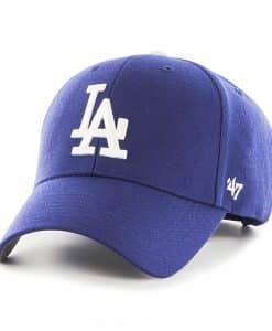 Los Angeles Dodgers 47 Brand Blue Home MVP Adjustable Hat