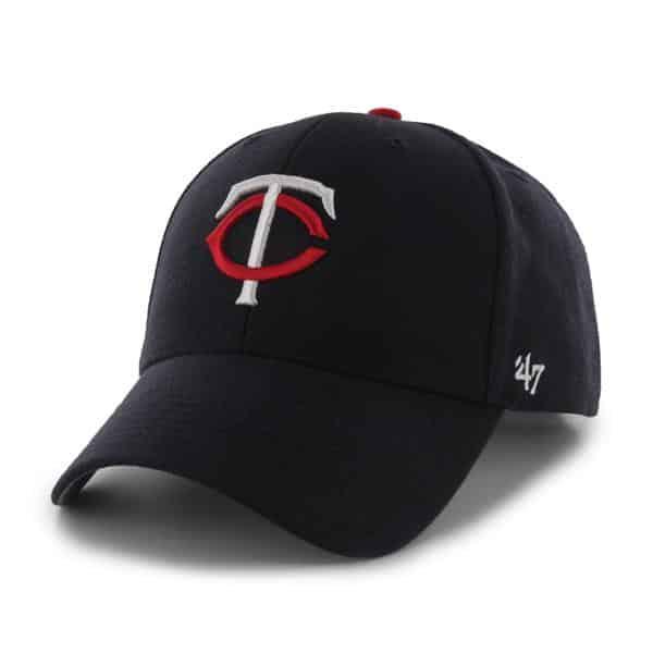 Minnesota Twins MVP Home 47 Brand Adjustable Hat