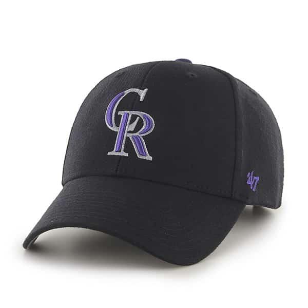 Colorado Rockies MVP Home 47 Brand Adjustable Hat