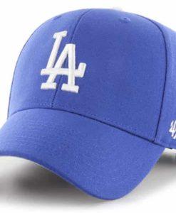 Los Angeles Dodgers 47 Brand Royal Blue MVP Adjustable Hat