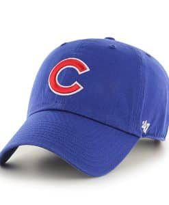 Chicago Cubs Clean Up Royal 47 Brand Adjustable Hat