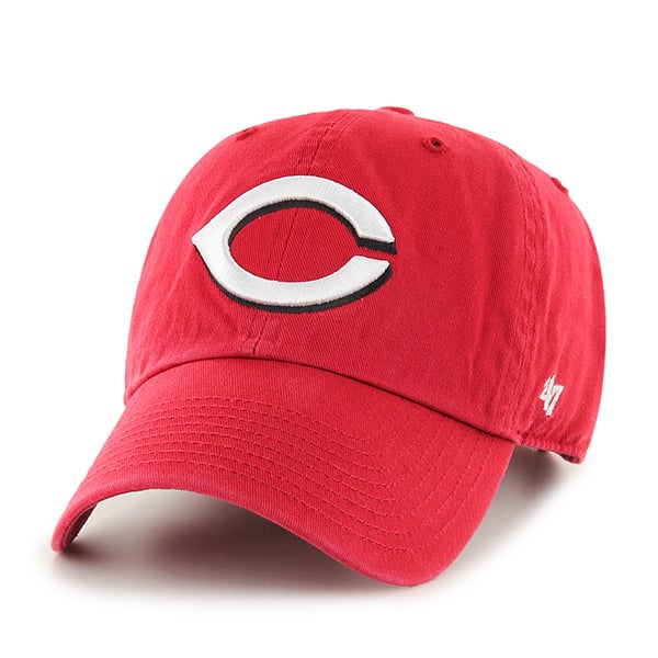 Cincinnati Reds Clean Up Home 47 Brand YOUTH Hat