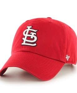 St. Louis Cardinals Clean Up Home 47 Brand Adjustable Hat