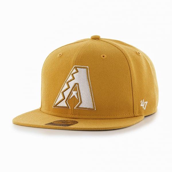 Arizona Diamondbacks Sure Shot Wheat 47 Brand Adjustable Hat