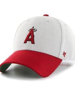Los Angeles Angels Thurman MVP Gray 47 Brand YOUTH Hat
