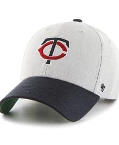Minnesota Twins Thurman MVP Gray 47 Brand YOUTH Hat