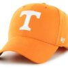 Tennessee Volunteers YOUTH 47 Brand Vibrant Orange MVP Adjustable Hat