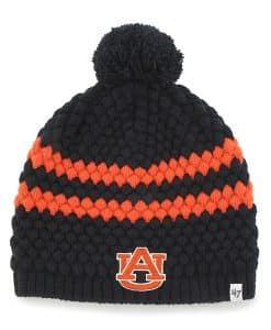 Auburn Tigers Women's 47 Brand Kendall Navy Beanie Hat