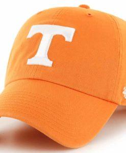 Tennessee Volunteers 47 Brand Vibrant Orange Clean Up Adjustable Hat