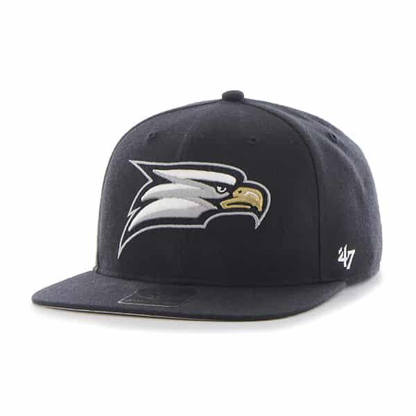 Georgia Southern Eagles Sure Shot Navy 47 Brand Adjustable Hat