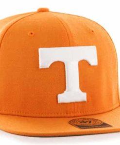 Tennessee Volunteers 47 Brand Vibrant Orange Sure Shot Snapback Hat