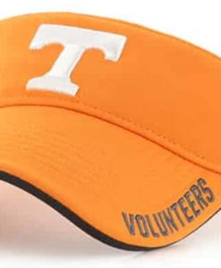 Tennessee Volunteers VISOR 47 Brand Vibrant Orange Top Rope Adjustable Hat