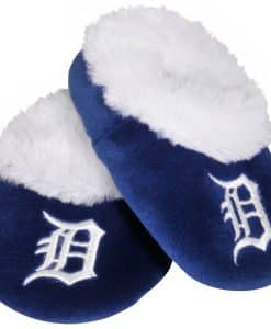 Detroit Tigers Baby Slippers