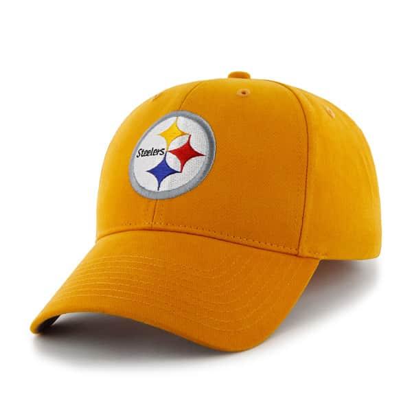Pittsburgh Steelers Basic MVP Gold 47 Brand KID Hat