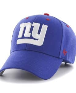 New York Giants Audible MVP Royal 47 Brand Adjustable Hat