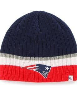 New England Patriots Buddy Beanie Light Navy 47 Brand YOUTH Hat