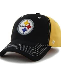 Pittsburgh Steelers Carson Closer Gold 47 Brand Stretch Fit Hat