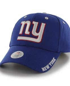 New York Giants Frost Royal 47 Brand Adjustable Hat
