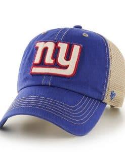 New York Giants Montana Royal 47 Brand Adjustable Hat