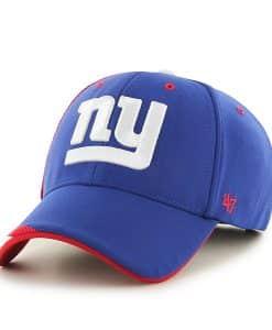 New York Giants Neutral Zone MVP Royal 47 Brand Adjustable Hat