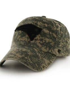 New England Patriots Officer Digital Camo 47 Brand Adjustable Hat