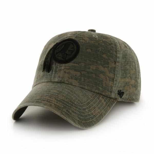 Washington Redskins Officer Digital Camo 47 Brand Adjustable Hat