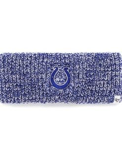 Indianapolis Colts Prima Headband Royal 47 Brand