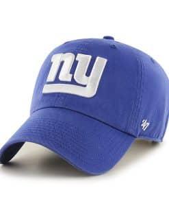 New York Giants Rebound Clean Up Royal 47 Brand Adjustable Hat