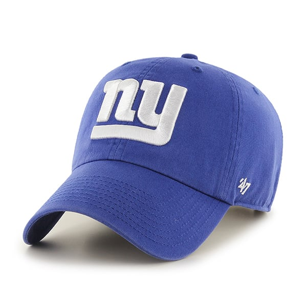 New York Giants Rebound Clean Up Royal 47 Brand Adjustable Hat