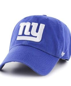 New York Giants Clean Up Royal 47 Brand Adjustable Hat