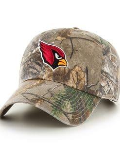 Arizona Cardinals Realtree Clean Up Realtree 47 Brand Adjustable Hat