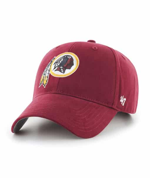Washington Redskins TODDLER 47 Brand Cardinal MVP Adjustable Hat