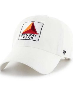 Boston Red Sox 47 Brand White Fenway Park Citgo Clean Up Hat