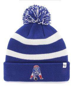 New England Patriots 47 Brand Breakaway Blue Cuff Knit Hat