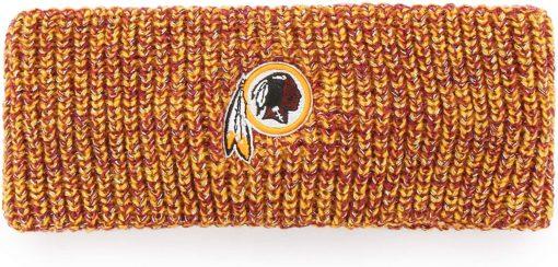 Washington Redskins Women's 47 Brand Cardinal Knit Headband