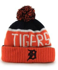 Detroit Tigers Calgary Cuff Knit Navy 47 Brand Hat