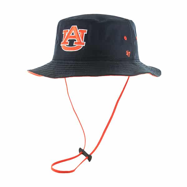 Auburn Tigers 47 Brand Navy Kirby Bucket Hat