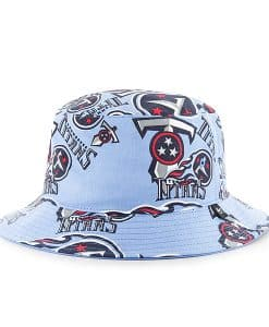Tennessee Titans 47 Brand Bravado Bucket Hat