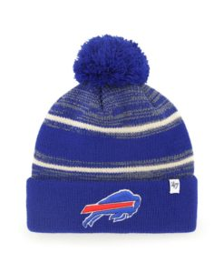 Buffalo Bills 47 Brand Blue Fairfax Cuff Knit Hat