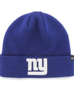 New York Giants Recluse Cuff Knit Royal 47 Brand Hat